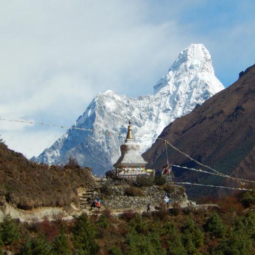 Воспоминание о Непале