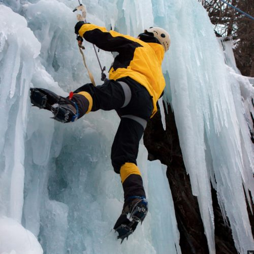 Январь 2018 Ледолазные каникулы в Баксанском ущелье
